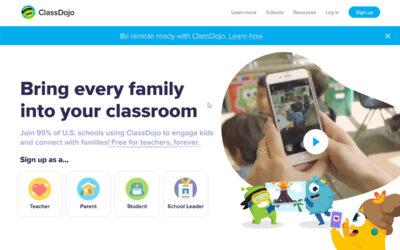 ClassDojo Works for SLCA Students!